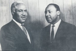 Pops Staples & Martin Luther King Jr