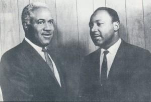 Pops Staples & Martin Luther King Jr