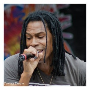 Canadian reggae singer Steele represented at Sumfest 2010.