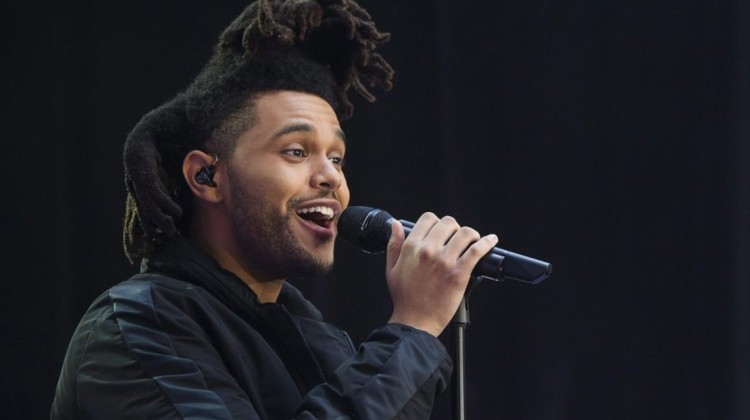 The Weeknd brings the spotlight to Canadian R&B