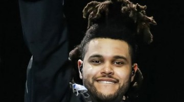 The Weeknd had a huge haul winning five Juno trophies at the 2016 Juno Awards.