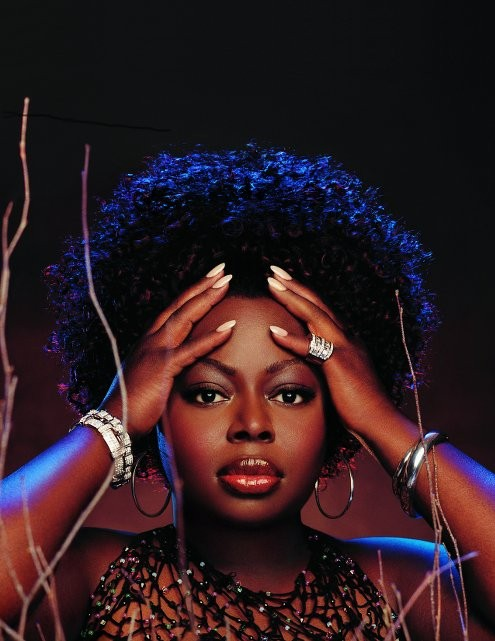 Angie Stone's artistry is undeniable.