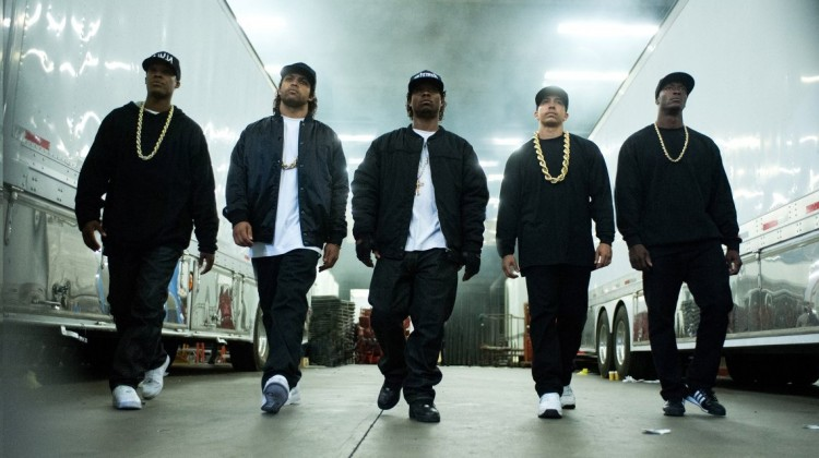 Straight Outta Compton was voted best film by the African-American Film Critics Association