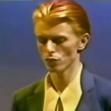 David Bowie broke new ground performing on Soul Train