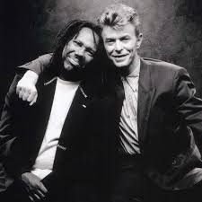 Nile Rodgers co-produced Let's Dance album which became the biggest selling album of Bowie's career.
