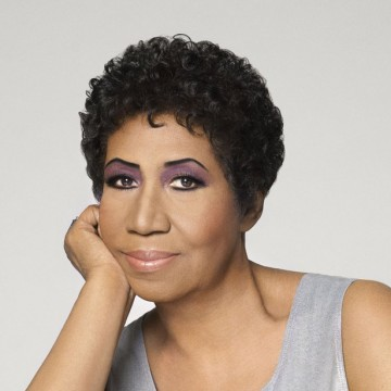 Aretha Franklin, photographed in Detroit, MI April 7th, 2014