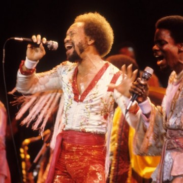 Maurice White, of Earth, Wind and Fire is one of the all time greats in African American music.